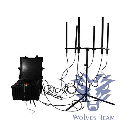 600W High Power Wireless Anti-explosion Jammer